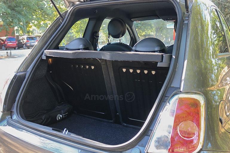 Alquiler barato de Fiat 500 1.2 Sport cerca de 28012 Madrid.