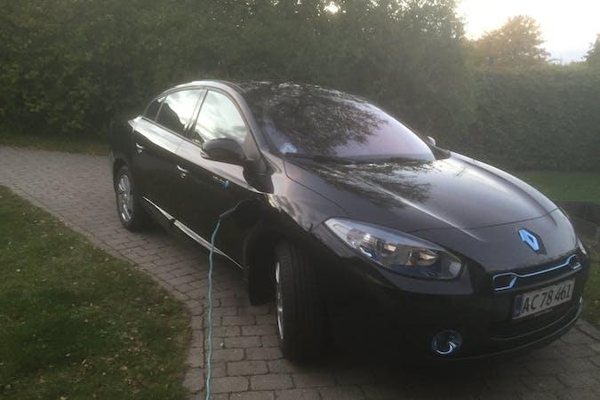 Billig billeje af Renault fluence electric nær 9260 Gistrup.