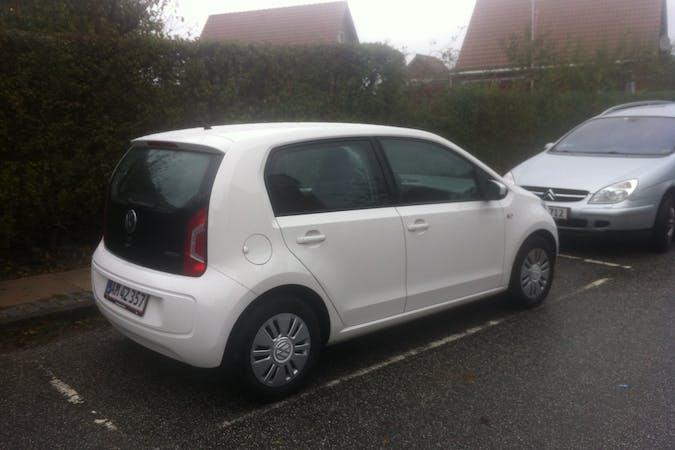Billig billeje af VW UP! med GPS nær 8200 Aarhus.