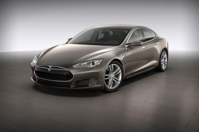 Billig billeje af Tesla S 85D nær 8382 Hinnerup.