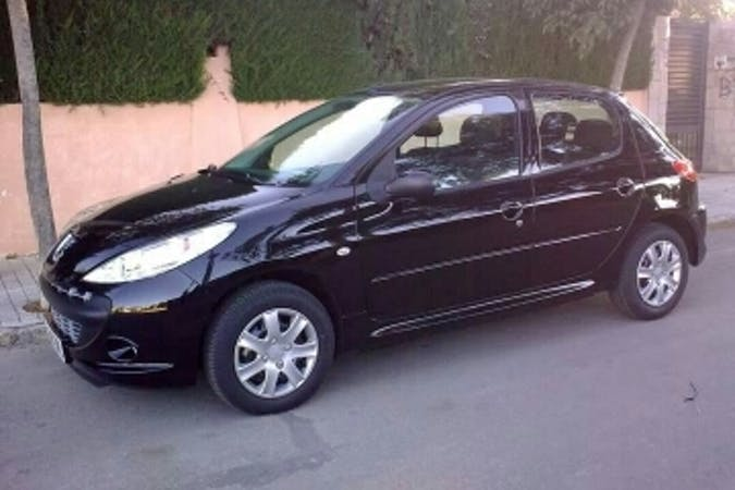 Alquiler barato de Peugeot 206 Xs-Line 1.4 Hdi cerca de 46920 València.