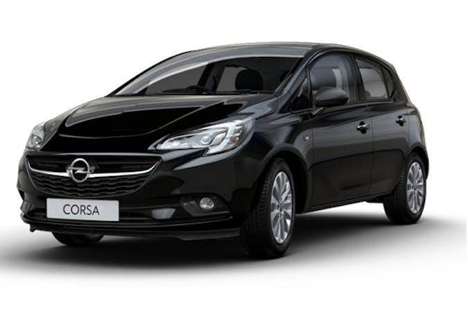 Billig billeje af HELT NY !  Opel Corsa Enjoy med automatgear - 5 dørs - med meget udstyr... nær 6400 Sønderborg.