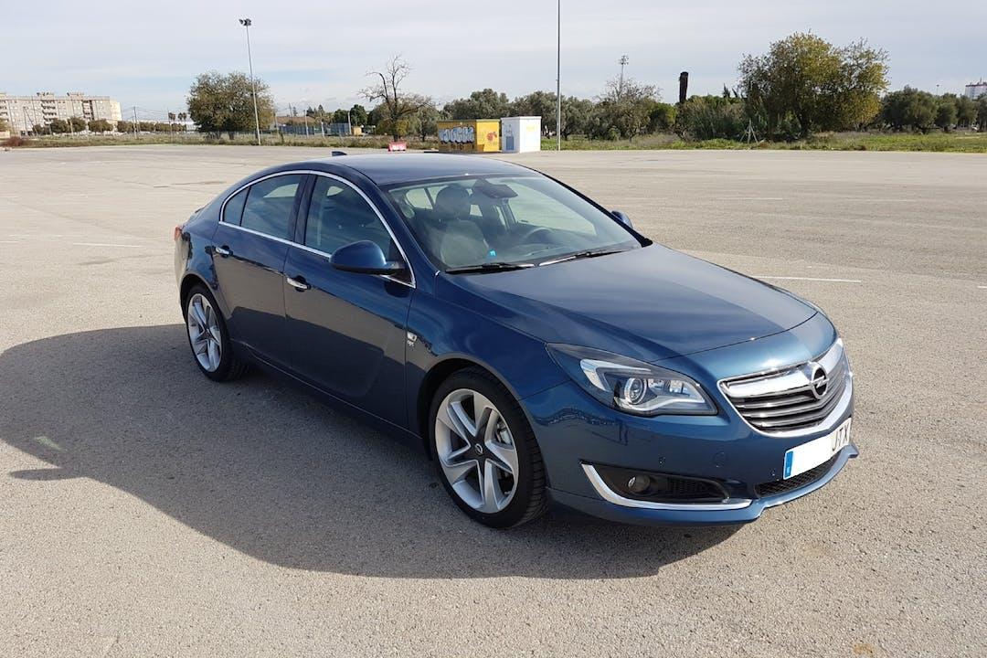 Alquiler barato de Opel Insignia 1.6 Cdti 136 Ecof Busines cerca de 35010 Las Palmas de Gran Canaria.