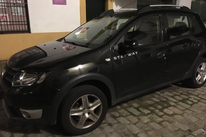 Alquiler barato de Dacia Sandero 1.5 Dci 90 Laureate cerca de 11100 San Fernando.
