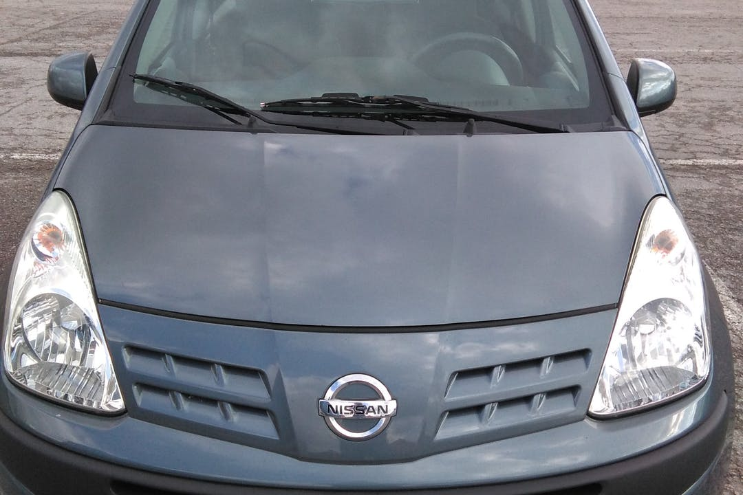 Alquiler barato de Nissan Pixo 1.0 Acenta cerca de  León.