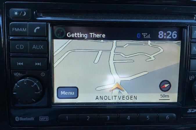 Billig leie av Nissan Juke med AUX/MP3-inngang nærheten av 0655 Oslo.