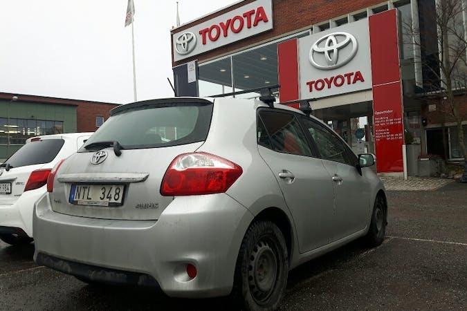 Billig biluthyrning av Toyota auris i närheten av 468 31 Vänersborg Ö.