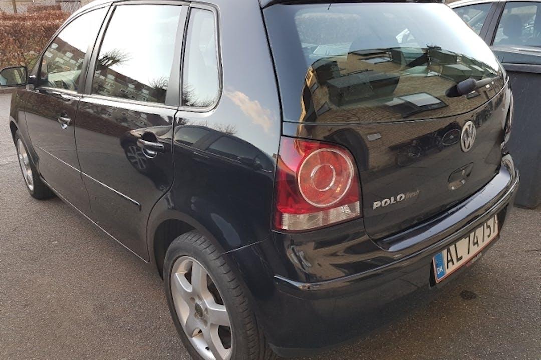 Billig billeje af VW polo fresh 1,4 nær 2720 København.