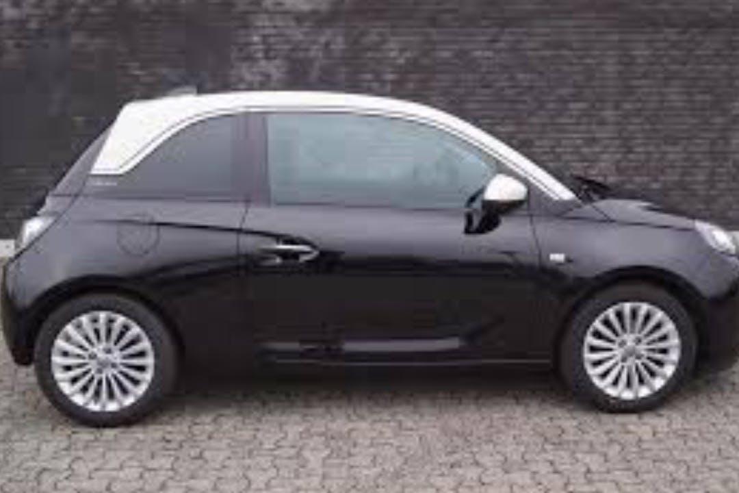 Billig billeje af Opel Adam  nær 8230 Aarhus.