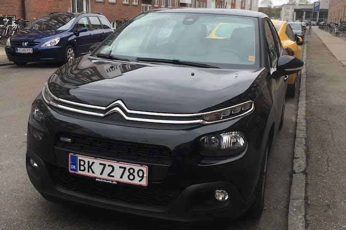 Billig billeje af Citroën C3 nær 2100 København.