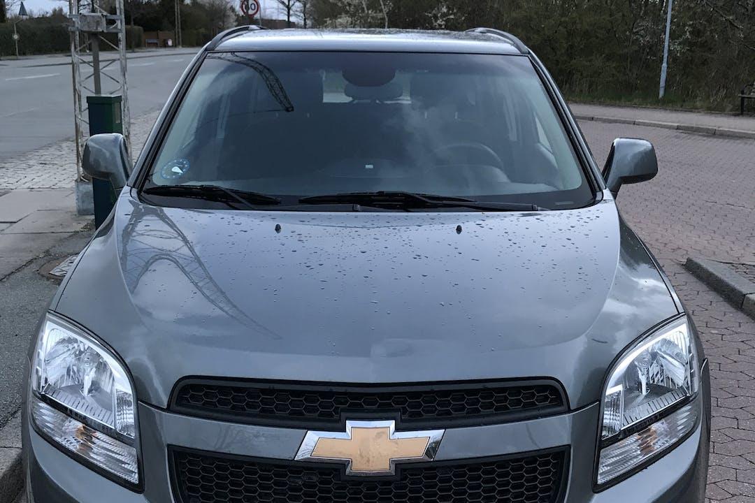Billig billeje af Chevrolet Orlando  nær 2770 Kastrup.