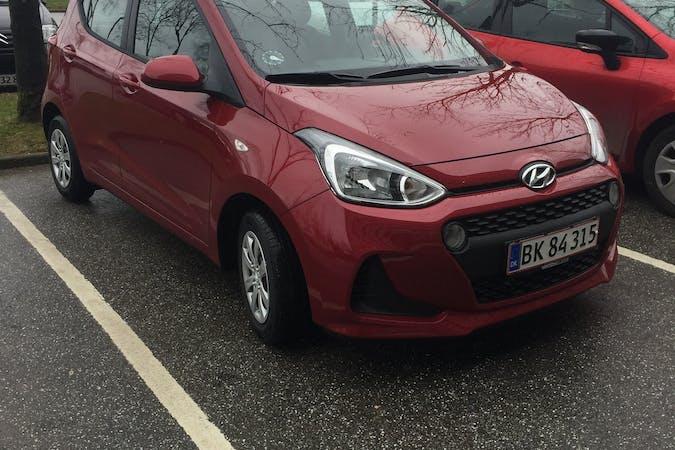 Billig billeje af Hyundai i10  nær 8220 Brabrand.