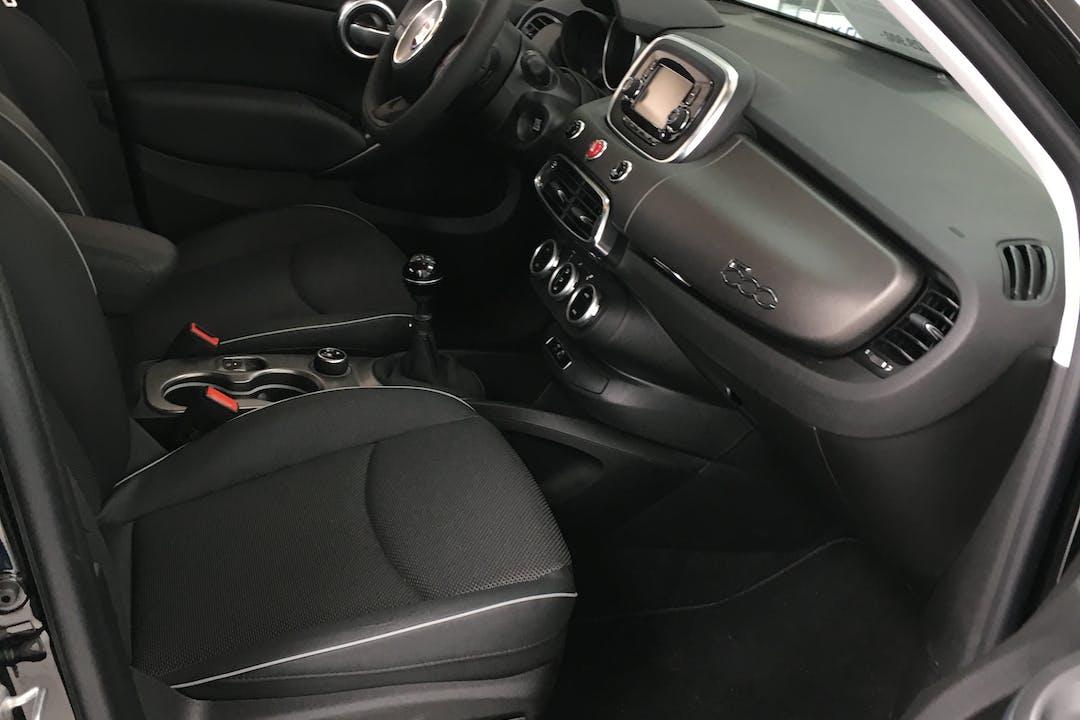 Billig billeje af Fiat 500X, 1.4L Turbo nær 2300 København.
