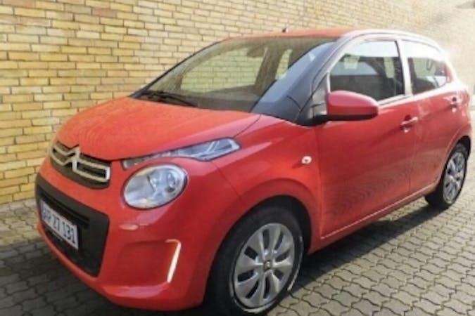 Billig billeje af Citroën C1 1.0. med Bluetooth nær 3230 Græsted.