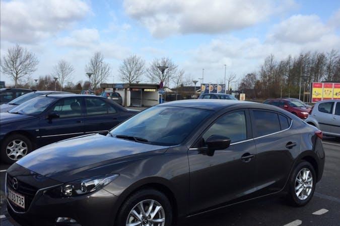 Billig billeje af Mazda nær 8200 Aarhus.