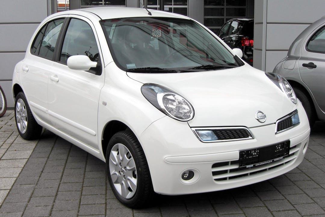 Billig billeje af Nissan 1.2  med Bluetooth nær 5750 Ringe.