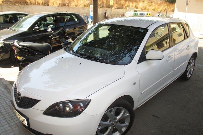 Alquiler barato de Mazda Mazda3 1.6 Crtd Sportive cerca de 07006 Palma.