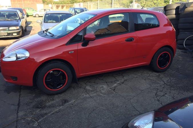 Billig billeje af Fiat 2008 nær 6740 Bramming.