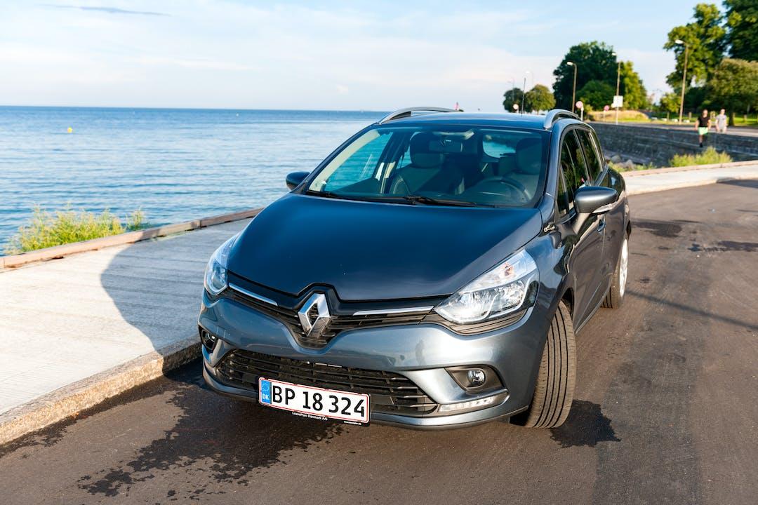 Billig billeje af Renault Clio ST, diesel nær 2500 København.