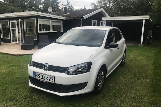 Billig billeje af Volkswagen Polo nær 2300 København.