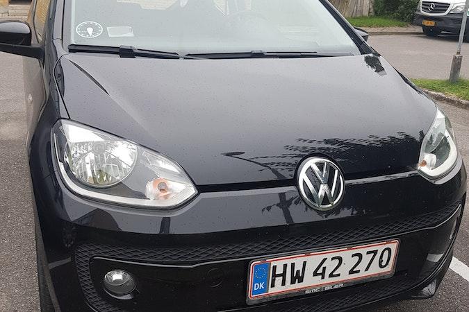 Billig billeje af VW Up 1,0 nær 3000 Helsingør.