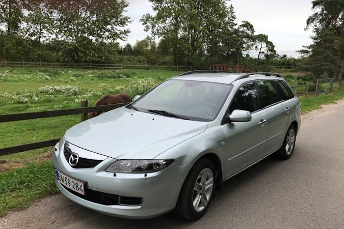Billig billeje af Mazda 6, 2.0 nær 2200 København.