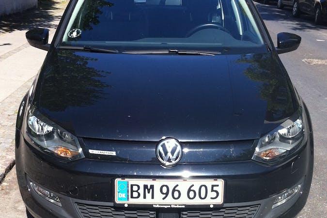 Billig billeje af Volkswagen Polo, 1,0 TSI BlueMotion 95 nær 2700 København.