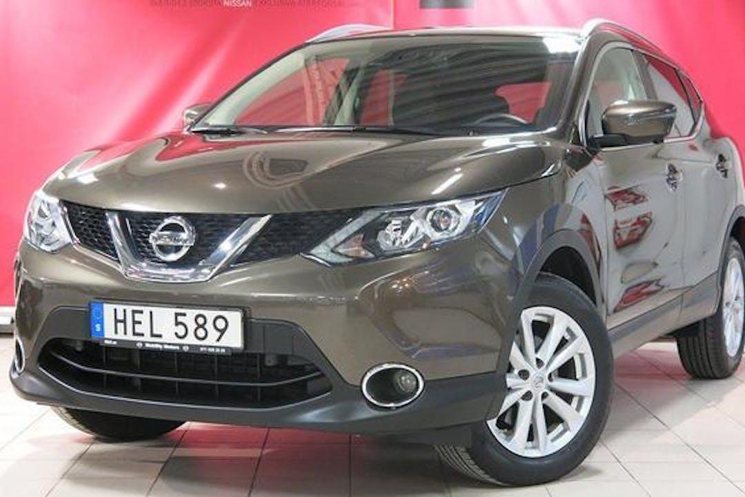 Billig billeje af Nissan Qashqai nær 26051 .