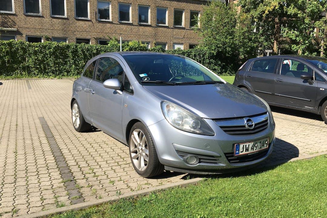 Billig billeje af Opel Corsa  nær 5462 Morud.
