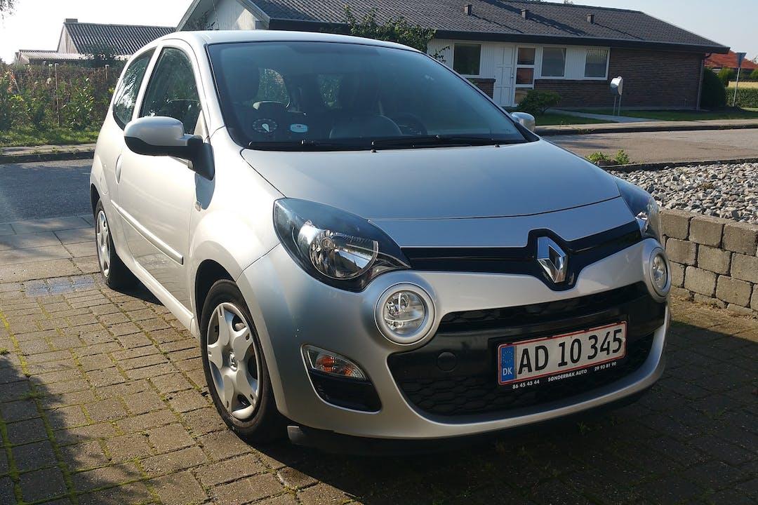 Billig billeje af Renault Twingo Dci nær 8920 Randers.