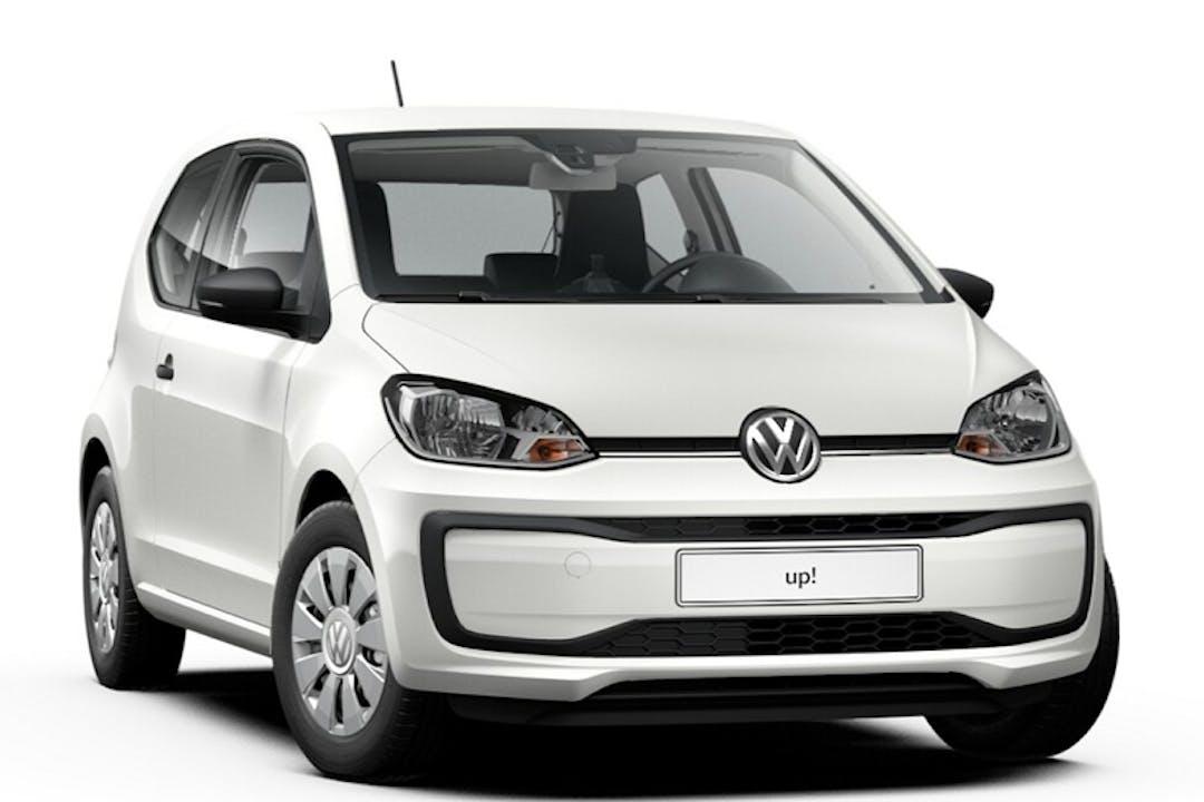 Billig billeje af VW Up nær  .