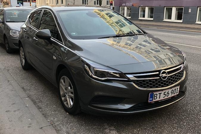 Billig billeje af Opel Astra 1,4 Turbo med Bluetooth nær 2100 København.
