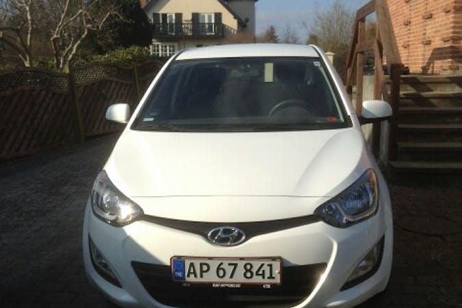 Billig billeje af Hyundai i20 nær 8700 Horsens.
