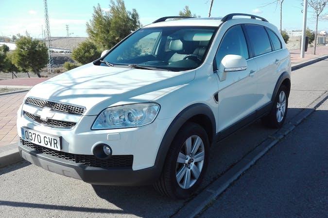 Alquiler barato de Chevrolet-Gm Captiva 2.0 Vcdi Lt 7pz cerca de 28030 Madrid.