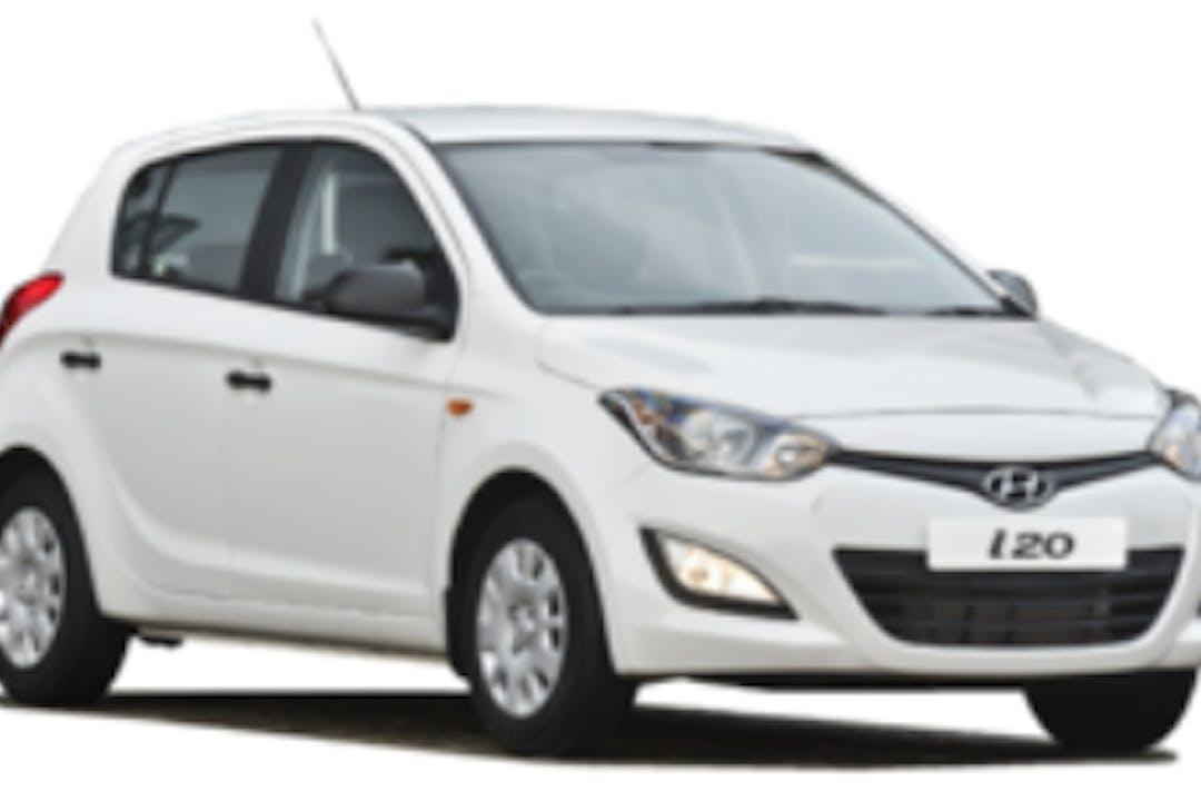 Billig billeje af Hyundai i20  med Aircondition nær 6710 Esbjerg.
