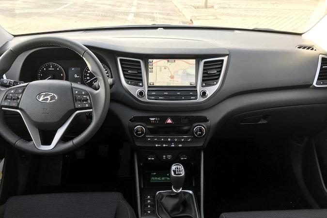 Alquiler barato de Hyundai Tucson 1.7crdi Bd Klass Nav 4x2 cerca de 28054 Madrid.