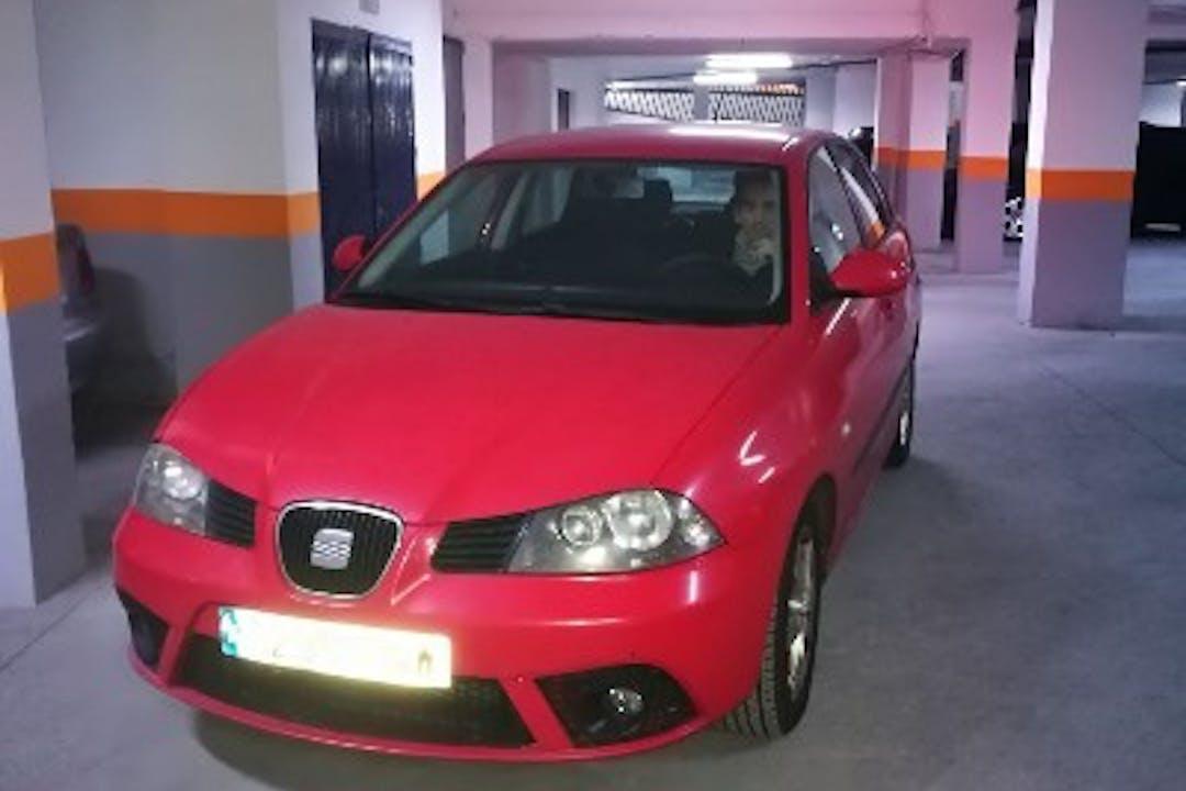 Alquiler barato de Seat Ibiza Formula Sport 1.9 Tdi 100 con equipamiento Aire acondicionado cerca de 29007 Málaga.