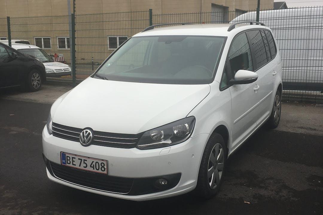 Billig billeje af VW Touran 2.0 nær 2770 Kastrup.