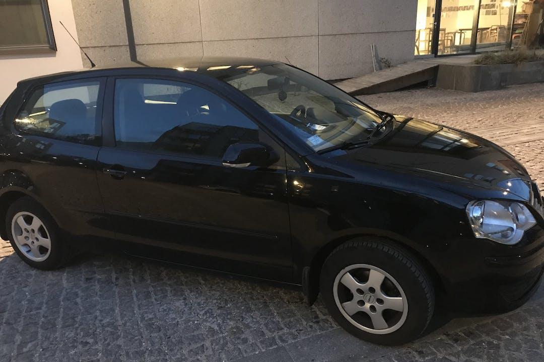Billig billeje af VW Polo 1.2 med Aircondition nær 2450 København.