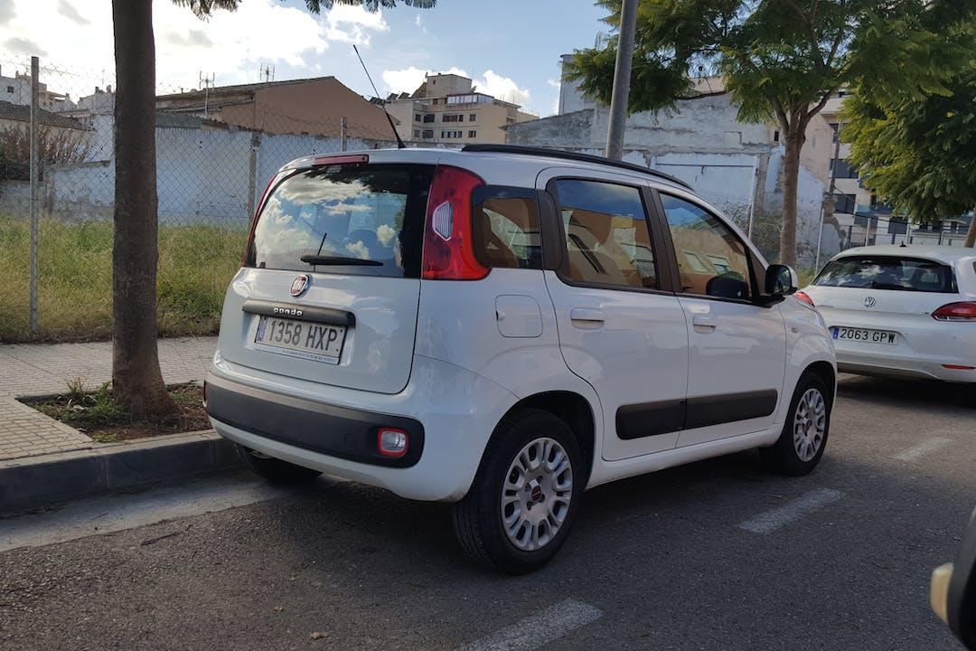 Alquiler barato de Fiat Panda cerca de 07010 Palma.