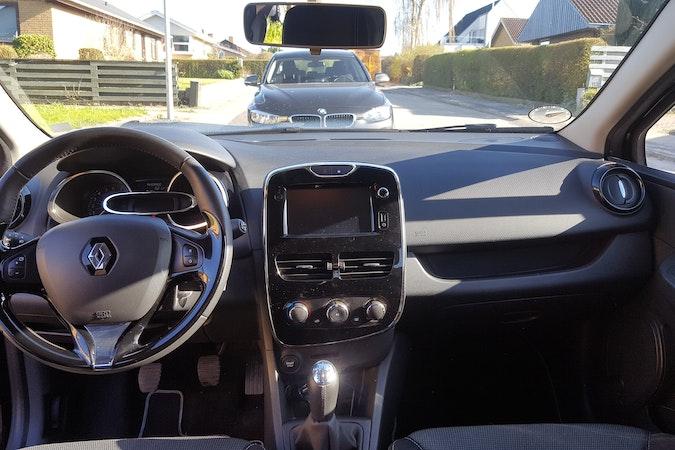 Billig billeje af Renault Clio med Bluetooth nær 8700 Horsens.