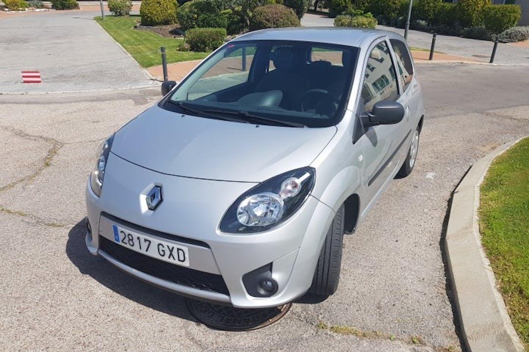 Alquiler barato de Renault Twingo 1.5 Dci 65 Authentique cerca de 28008 Madrid.
