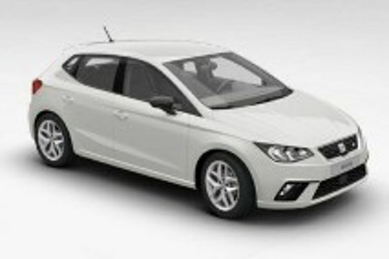 Alquiler barato de Seat Ibiza Fr 1.0 Ecotsi 110 S&S con equipamiento Bluetooth cerca de 18002 Granada.