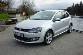 VW Polo 1.6 90hk DSG Highline, 2011