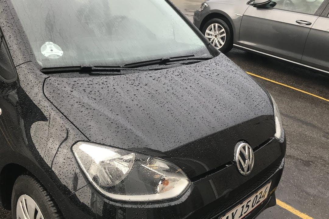 Billig billeje af VW Up! nær 3450 Lillerød.