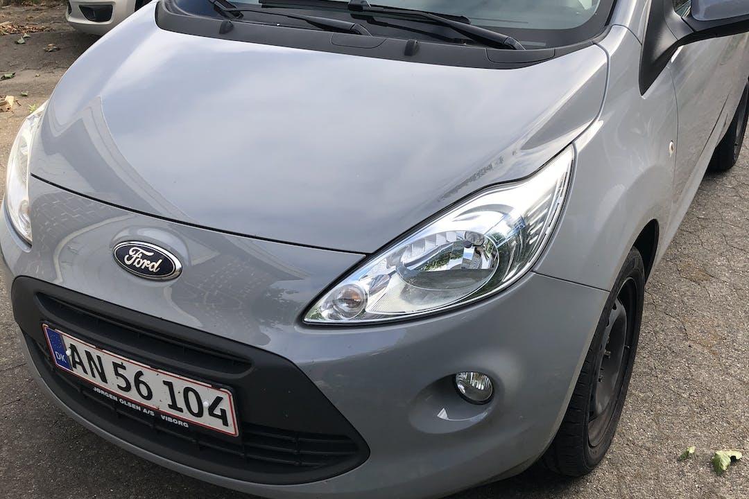 Billig billeje af Ford ka 1,0 nær 8550 Ryomgård.