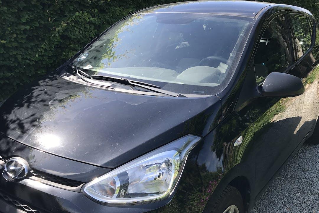 Billig billeje af Hyundai i10 nær 2830 Virum.