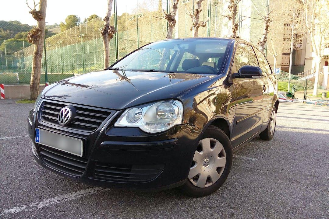 Alquiler barato de Volkswagen Polo Advance 1.4tdi 70 cerca de 08042 Barcelona.