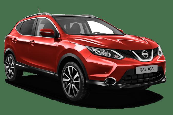 Billig billeje af Nissan Qashqai Connect nær 3700 Rønne.
