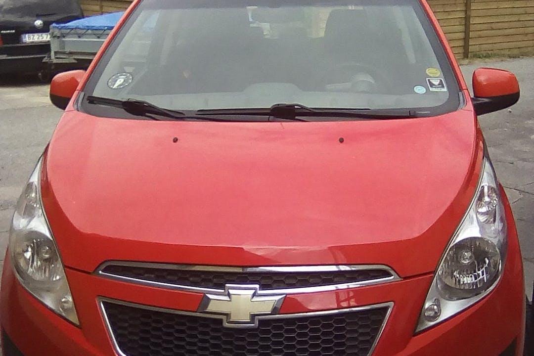 Billig billeje af Chevrolet  spark LS nær 8464 Galten.